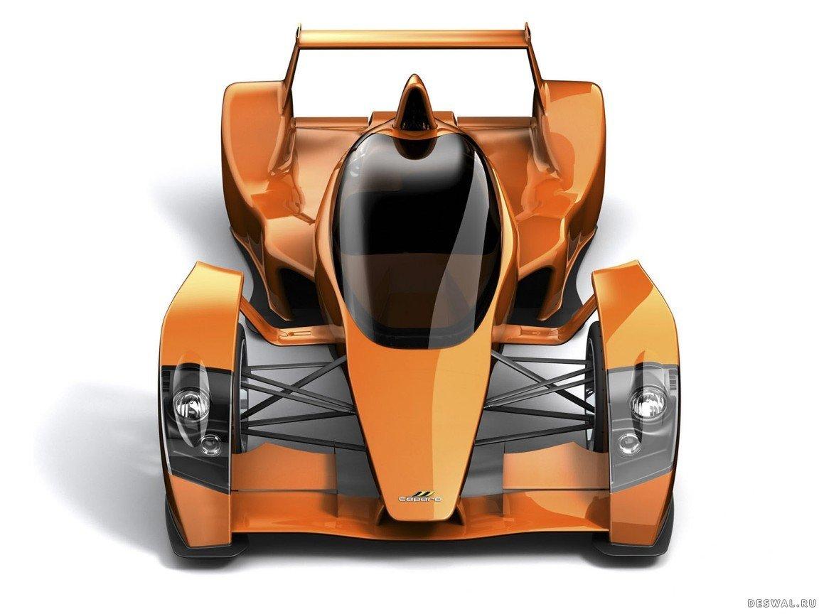 Автомобиль Капаро на отличной картинке, Нажмите на картинку с обоями автомобиля caparo, чтобы просмотреть ее в реальном размере