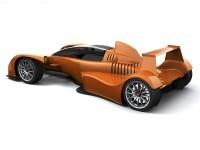 Фотография авто Капаро. Обои с автомобилями Caparo