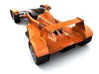 Машина Caparo на прекрасной фотографии. Обои с автомобилями Caparo