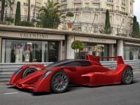 Изображение Caparo на хорошей фотографии. Обои с автомобилями Caparo