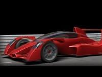 Фотообои машины Caparo. Обои с автомобилями Caparo