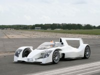Авто Caparo на отличной фотообои. Обои с автомобилями Caparo