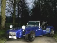 Автомобиль Caterham на великолепной фотографии. Обои с автомобилями Caterham