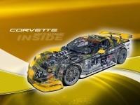 Машина Шевроле на классной фотографии. Обои с автомобилями Chevrolet
