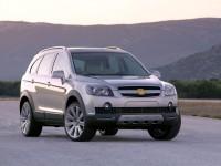 Автомобиль Chevrolet на качественной фотографии. Обои с автомобилями Chevrolet