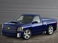 Машина Chevrolet на фотографии. Обои с автомобилями Chevrolet