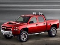 Красивая автомашина Шевроле на картинке. Обои с автомобилями Chevrolet
