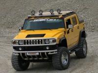 Изображение Хаммера на качественной картинке. Обои с автомобилями Hummer
