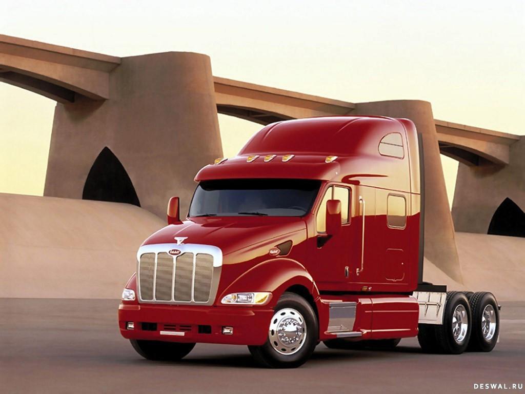 красивые грузовые машины