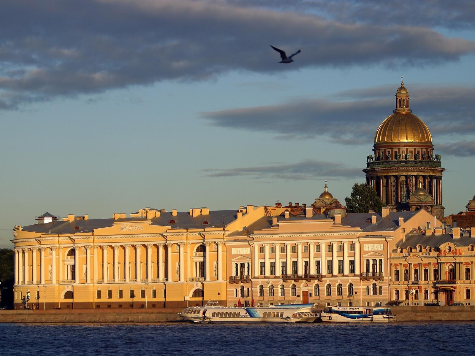 Исторический центр Санкт – Петербурга