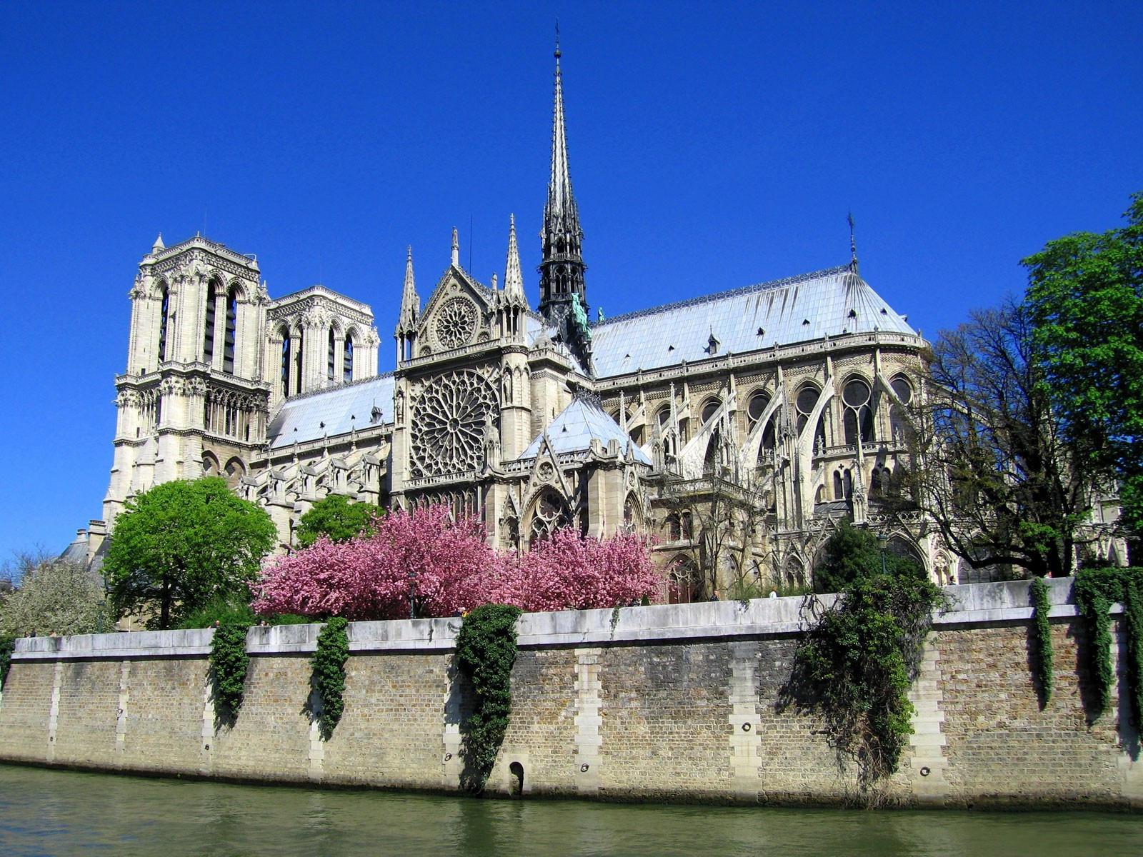 Собор Парижской Богоматери, Нотр Дам де Пари