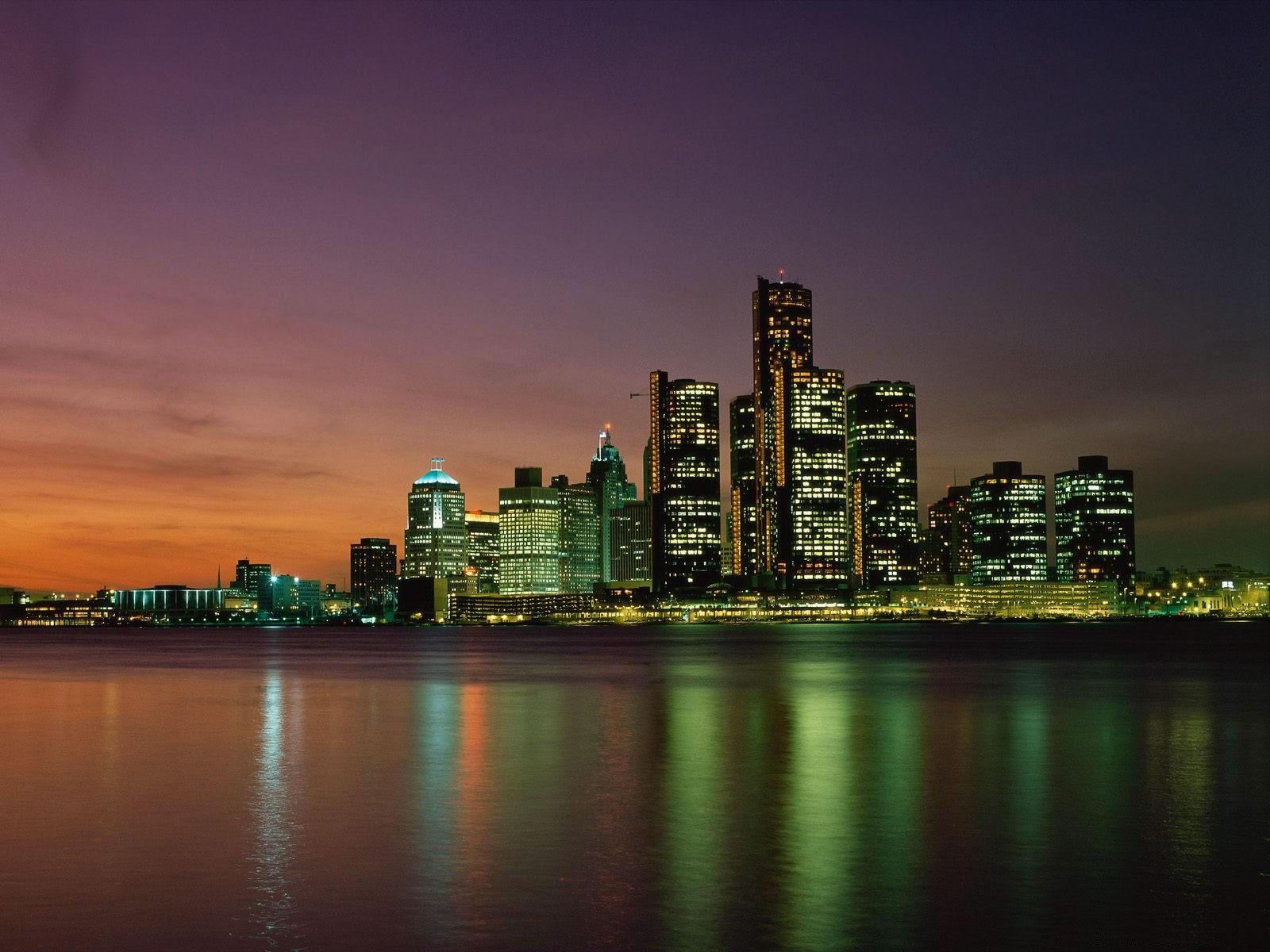 Детройт, штат Мичиган, США