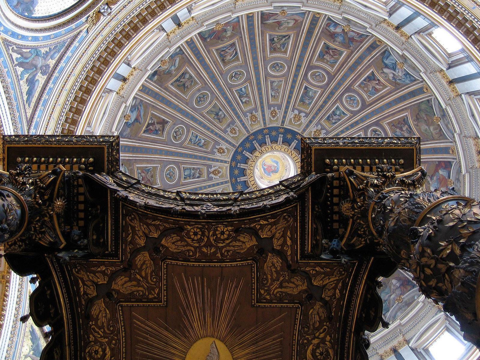Ватикан, Базилика Святого Петра