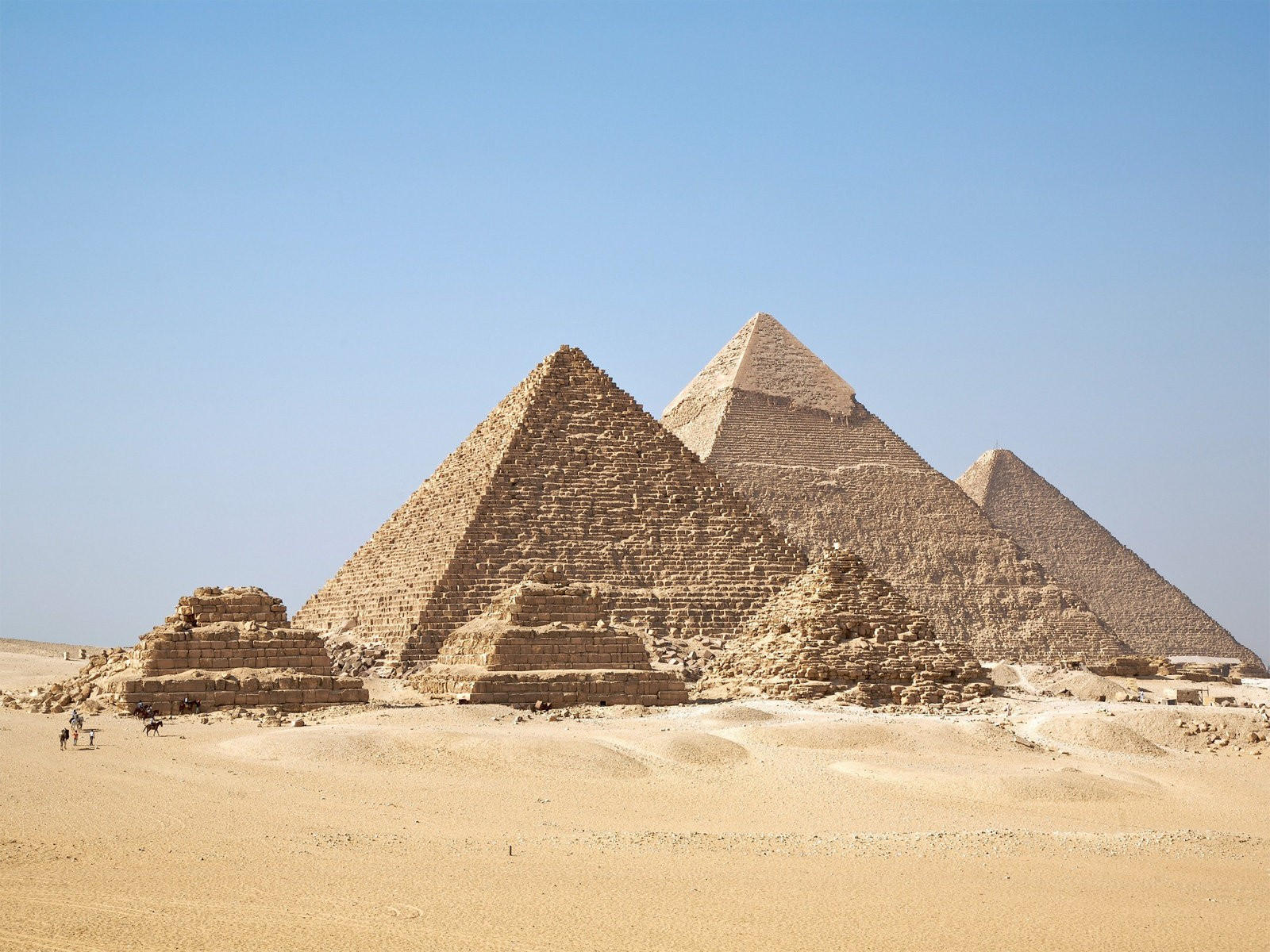 Древний Египет и пирамиды