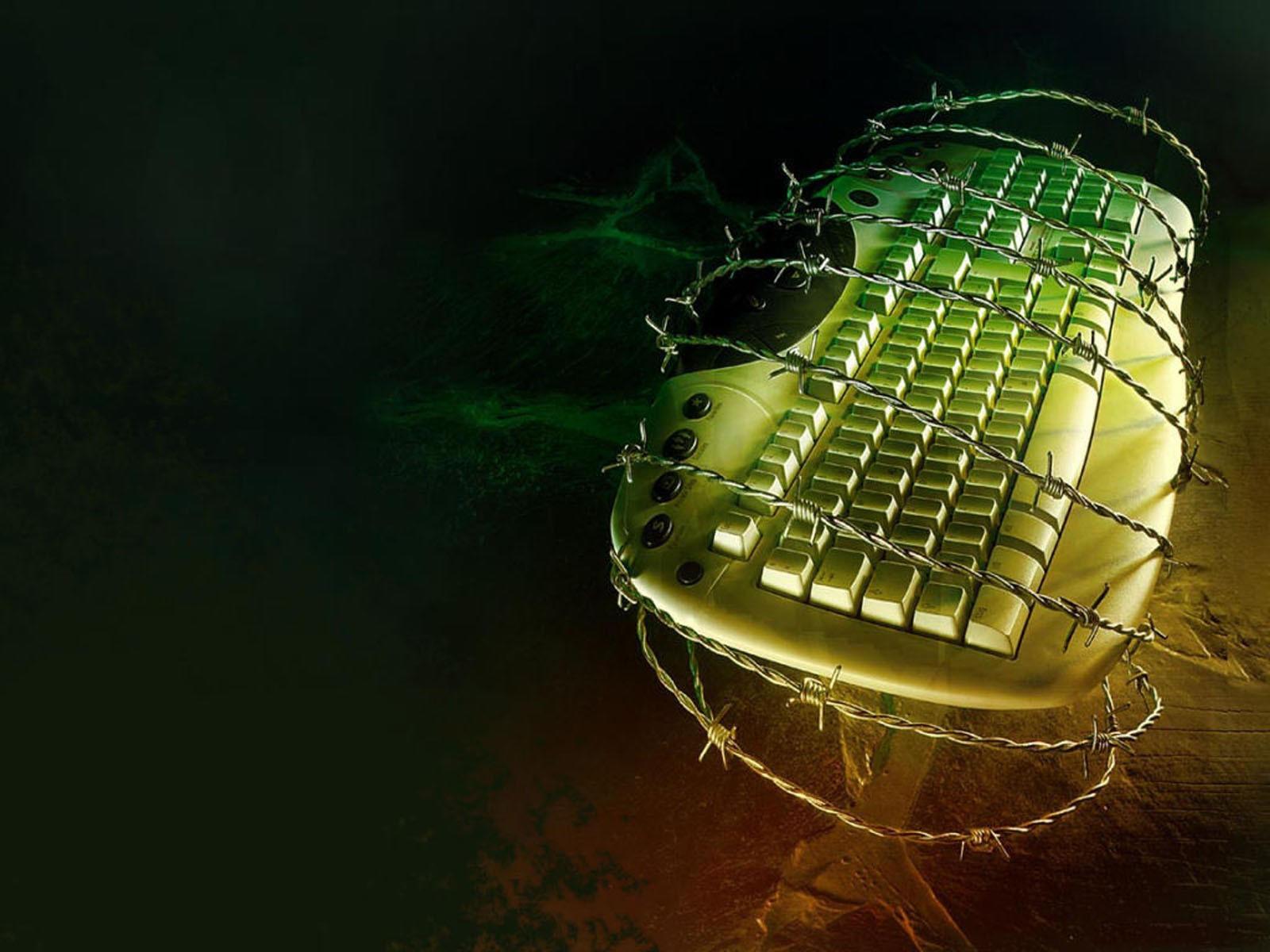 Колючая клавиатура