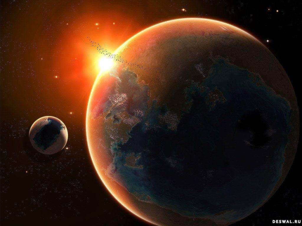Фото 6.. Нажмите на картинку с обоями космоса, чтобы просмотреть ее в реальном размере