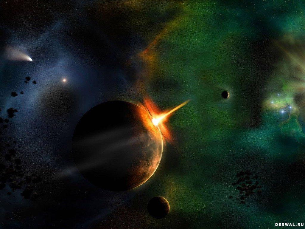 Фото 16.. Нажмите на картинку с обоями космоса, чтобы просмотреть ее в реальном размере