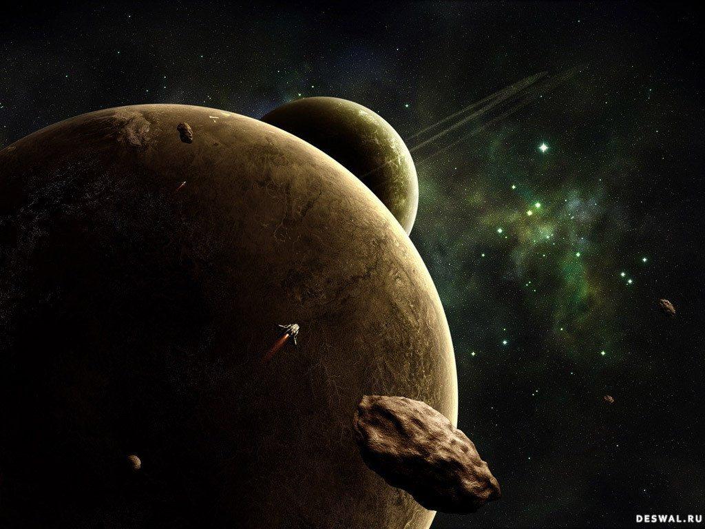 Фото 91.. Нажмите на картинку с обоями космоса, чтобы просмотреть ее в реальном размере