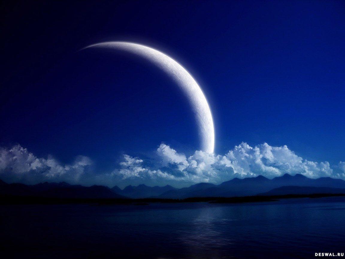 Фото 5.. Нажмите на картинку с обоями космоса, чтобы просмотреть ее в реальном размере
