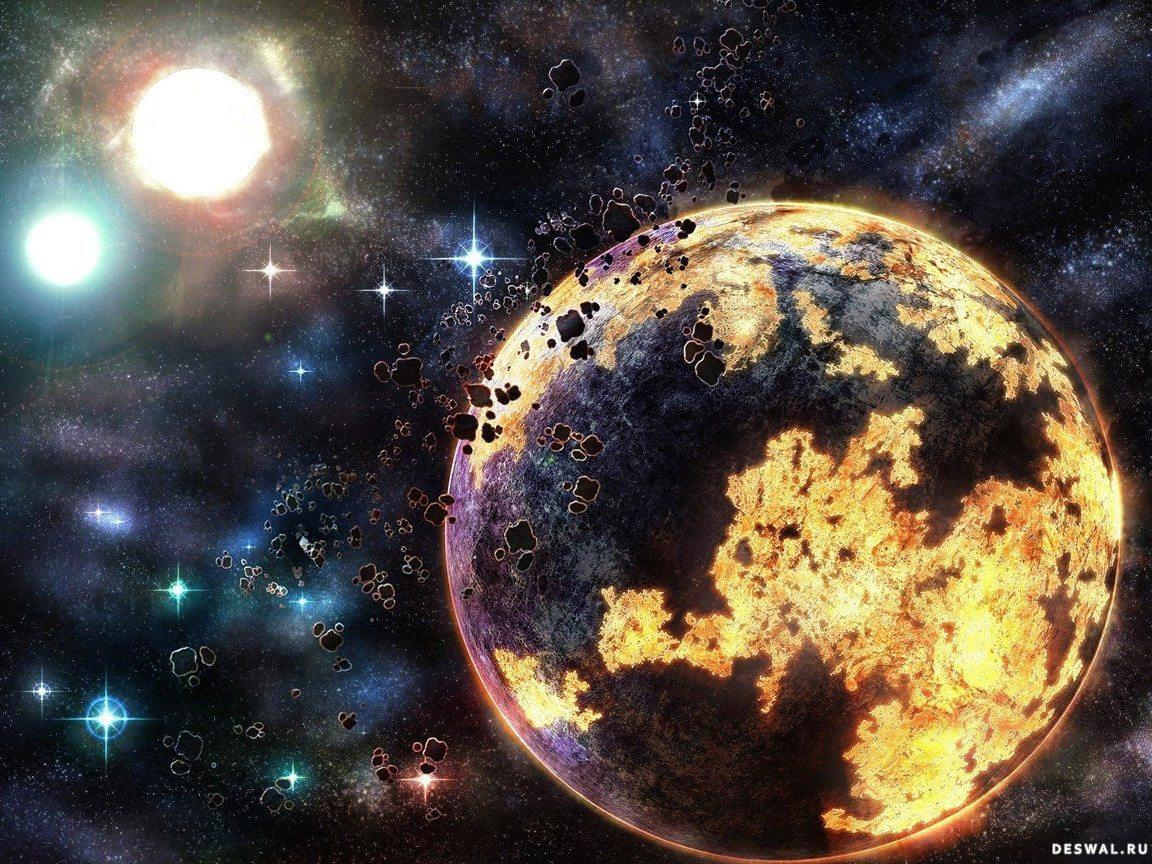 Фото 7.. Нажмите на картинку с обоями космоса, чтобы просмотреть ее в реальном размере