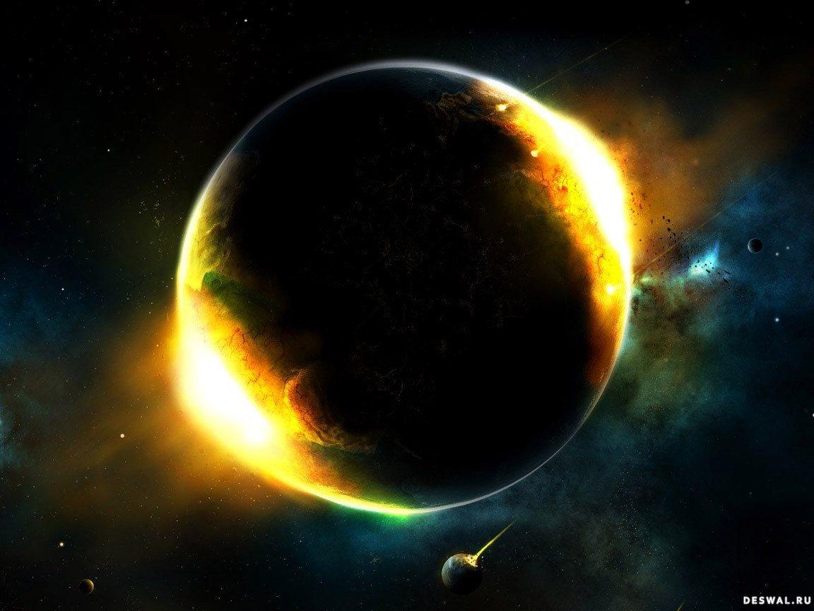 Фото 11.. Нажмите на картинку с обоями космоса, чтобы просмотреть ее в реальном размере
