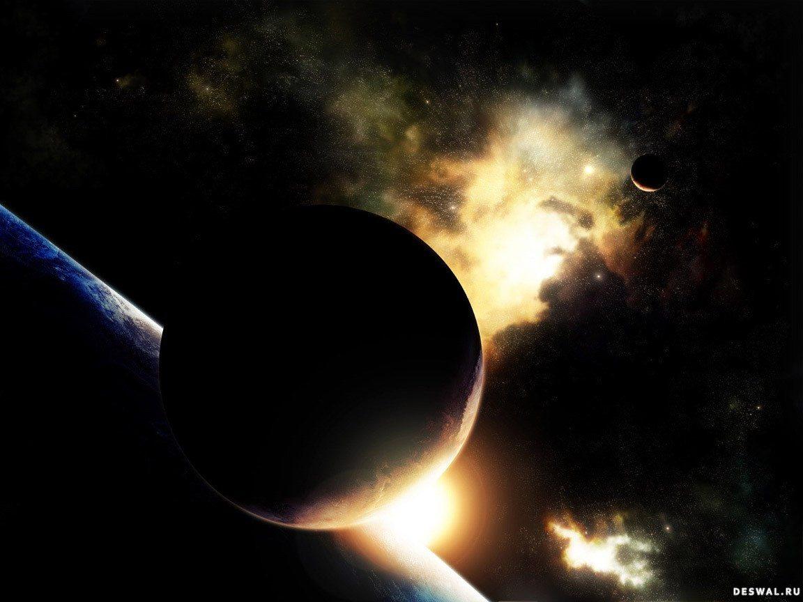 Фото 29.. Нажмите на картинку с обоями космоса, чтобы просмотреть ее в реальном размере