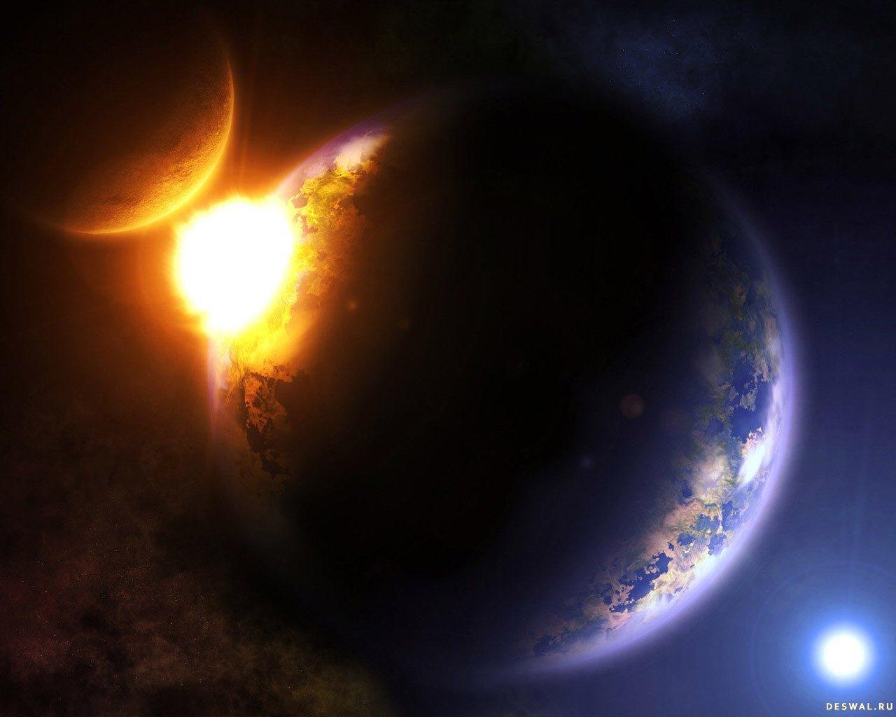 Фото 26.. Нажмите на картинку с обоями космоса, чтобы просмотреть ее в реальном размере
