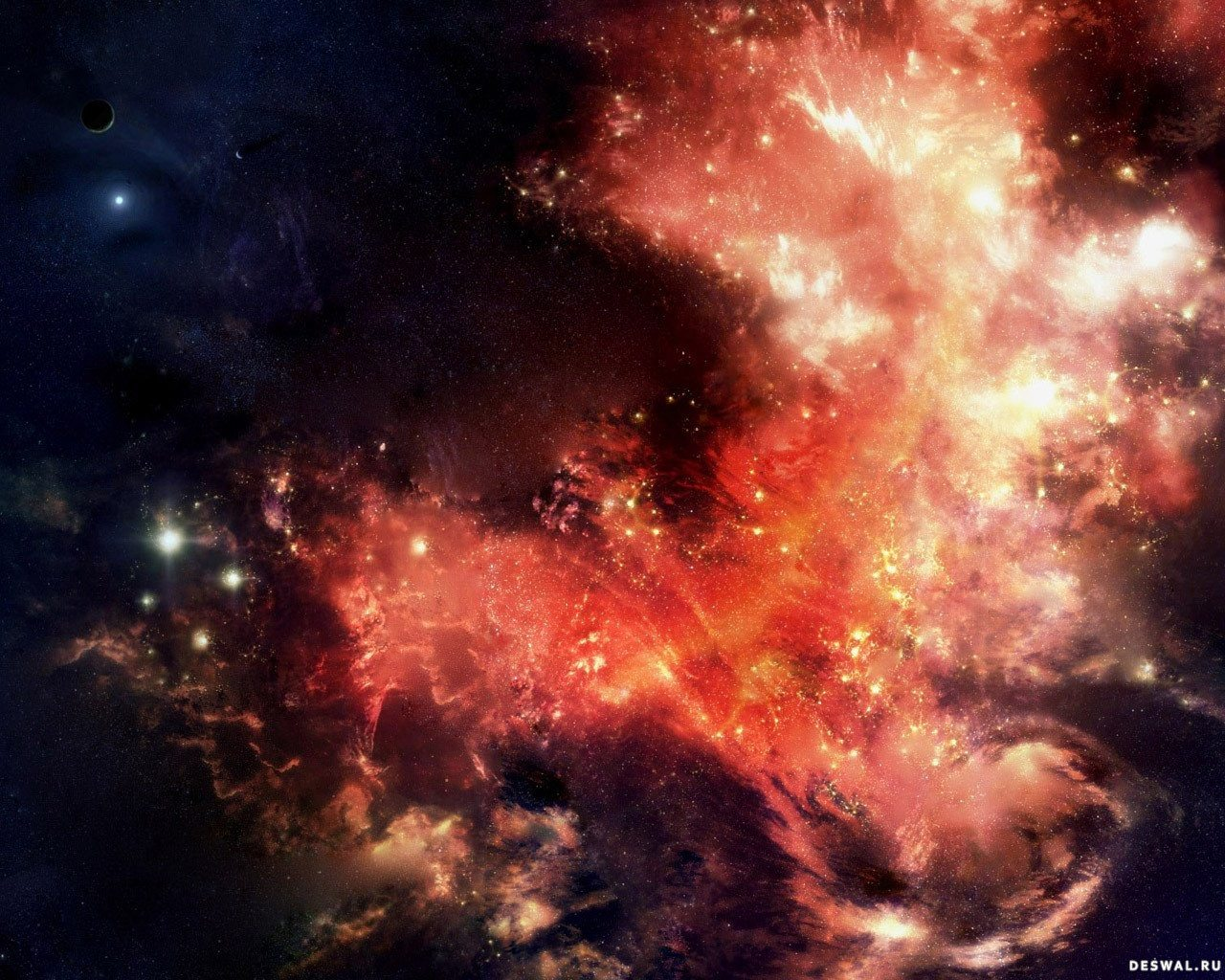 Фото 276.. Нажмите на картинку с обоями космоса, чтобы просмотреть ее в реальном размере