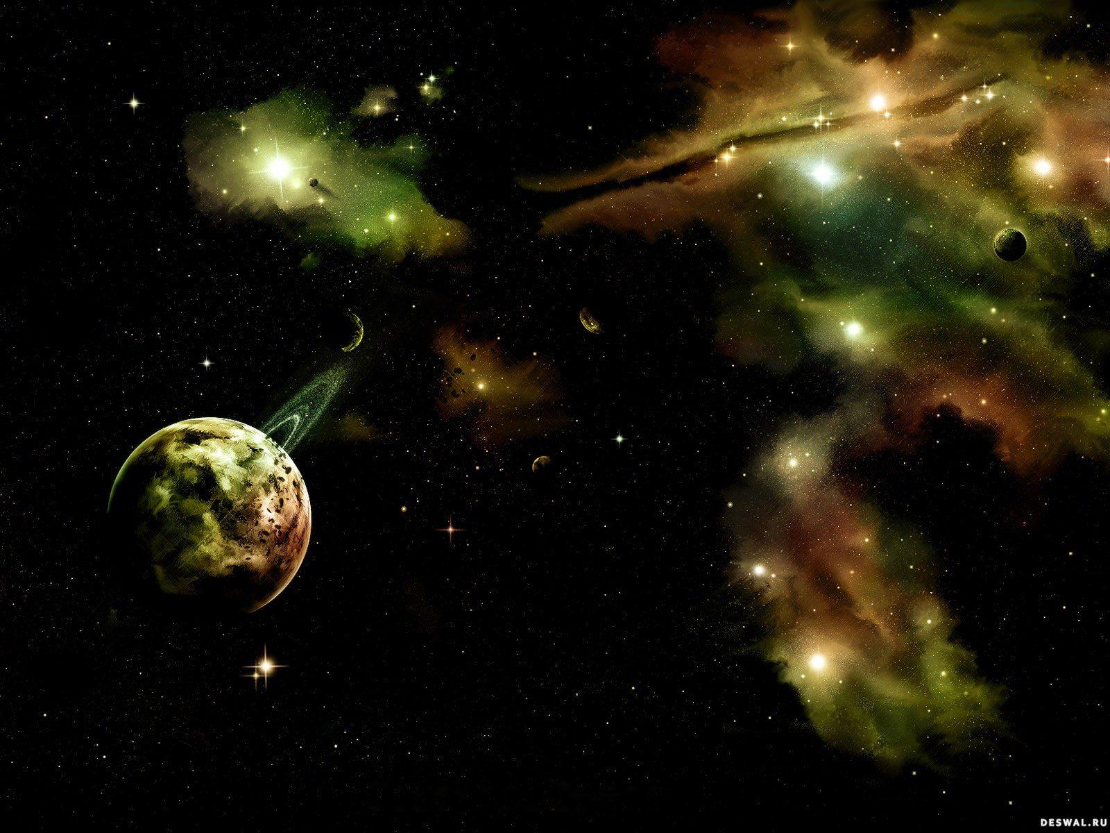 Фото 1.. Нажмите на картинку с обоями космоса, чтобы просмотреть ее в реальном размере