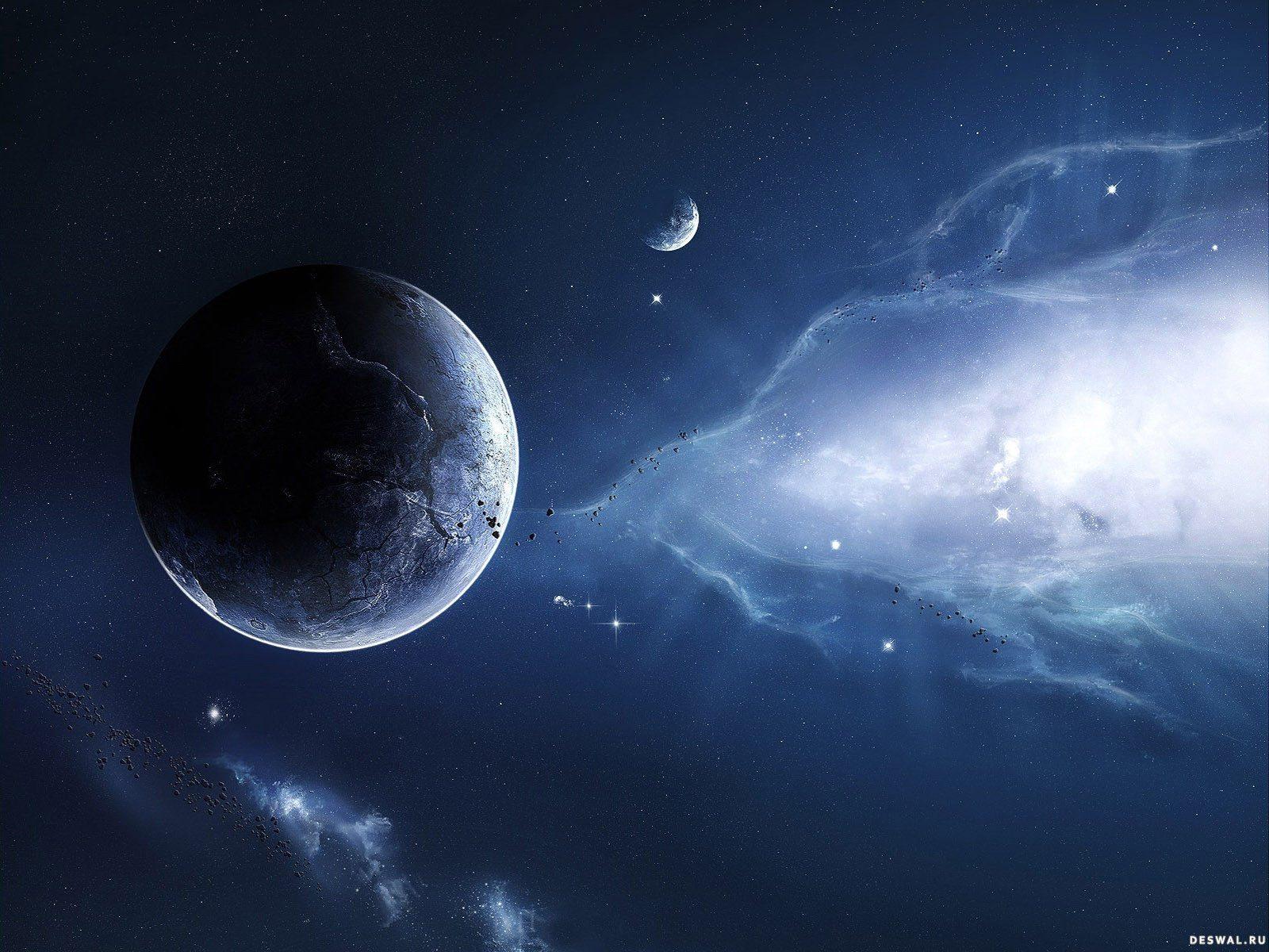 Фото 3.. Нажмите на картинку с обоями космоса, чтобы просмотреть ее в реальном размере