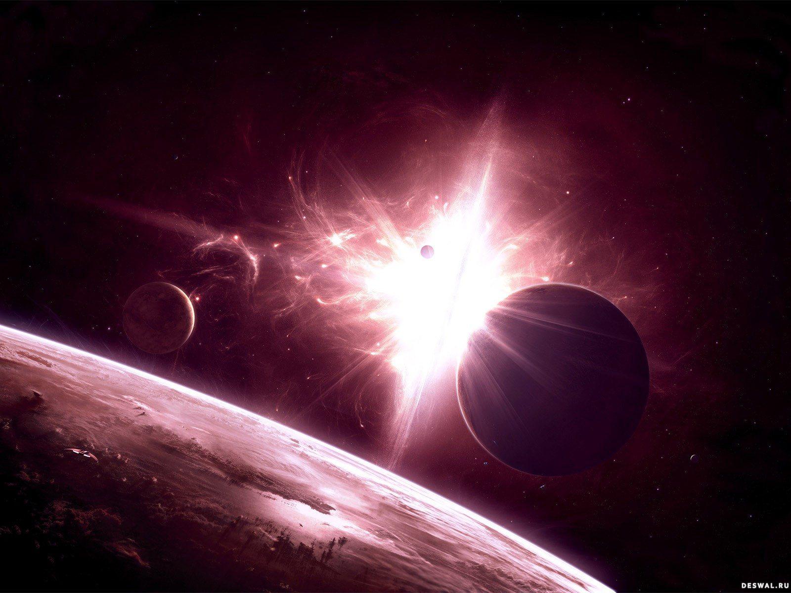 Фото 9.. Нажмите на картинку с обоями космоса, чтобы просмотреть ее в реальном размере