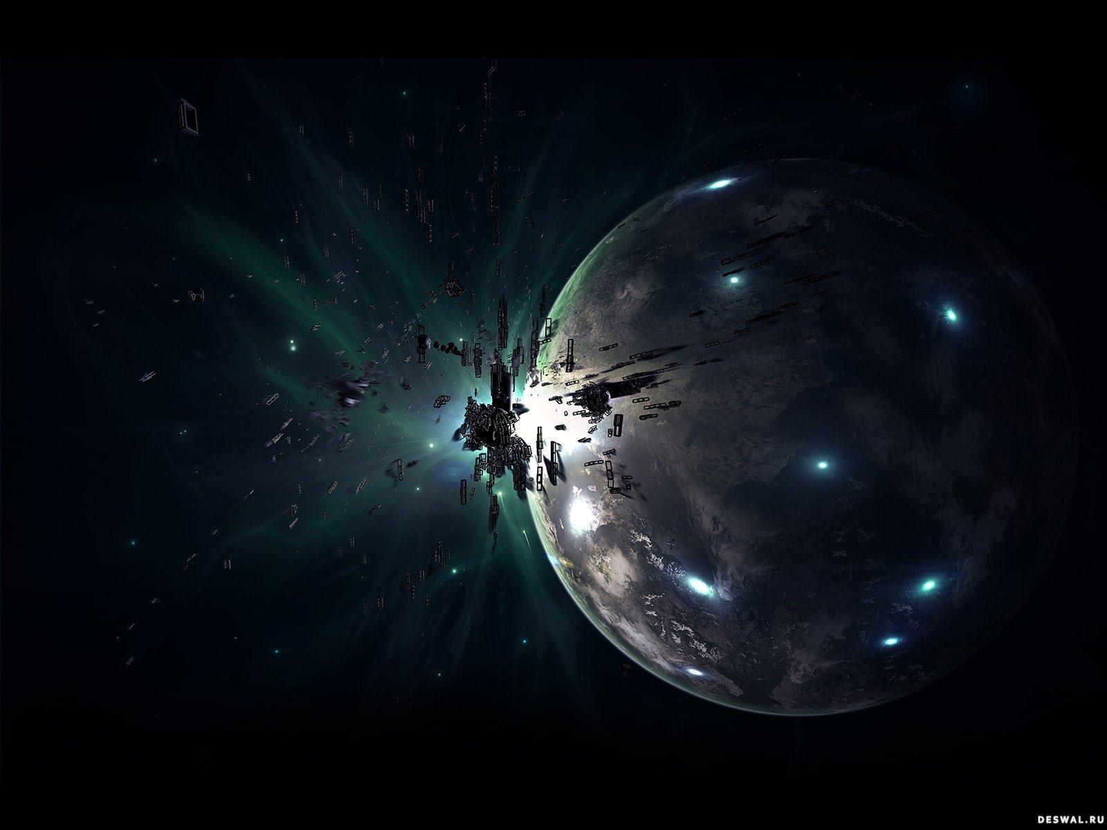 Фото 12.. Нажмите на картинку с обоями космоса, чтобы просмотреть ее в реальном размере