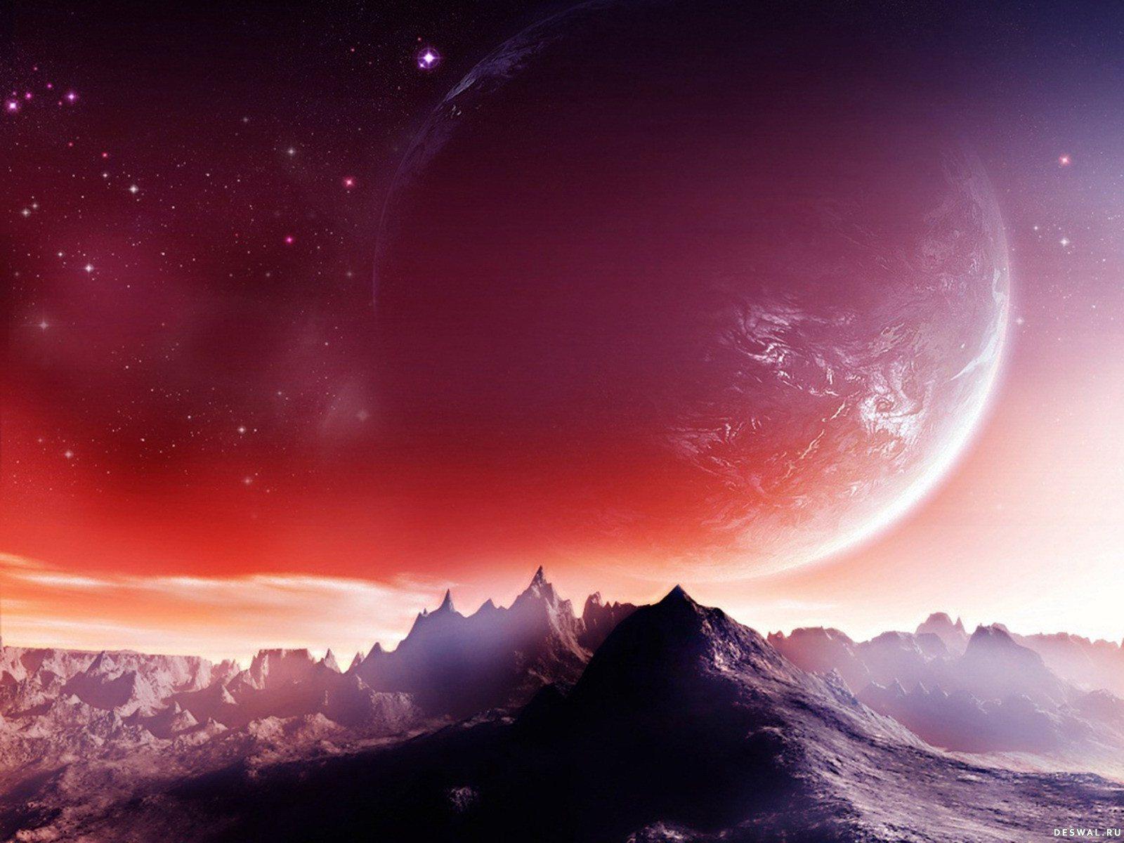 Фото 17.. Нажмите на картинку с обоями космоса, чтобы просмотреть ее в реальном размере