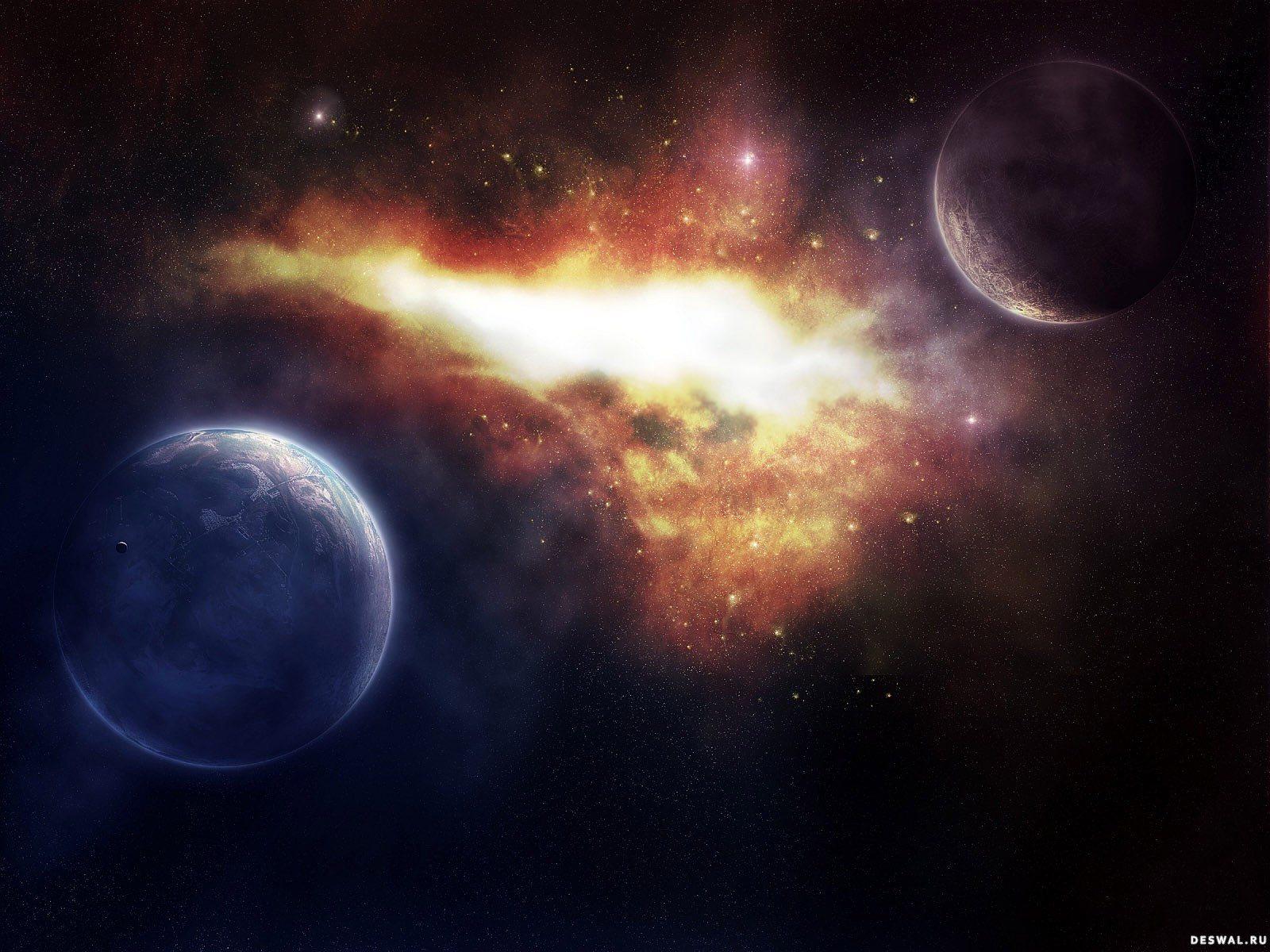 Фото 97.. Нажмите на картинку с обоями космоса, чтобы просмотреть ее в реальном размере