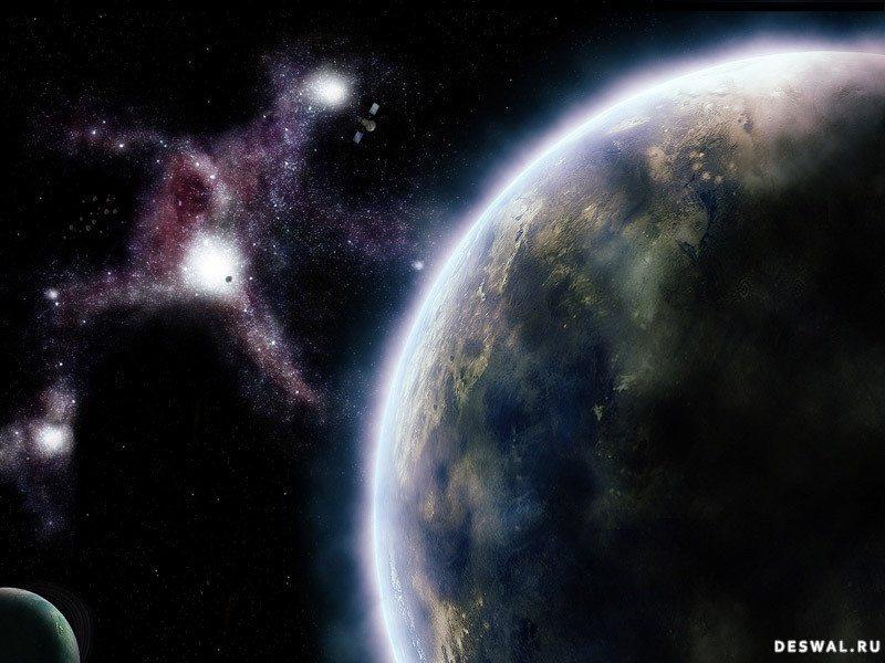 Фото 19.. Нажмите на картинку с обоями космоса, чтобы просмотреть ее в реальном размере