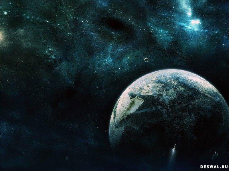 Фото 25.. Нажмите на картинку с обоями космоса, чтобы просмотреть ее в реальном размере