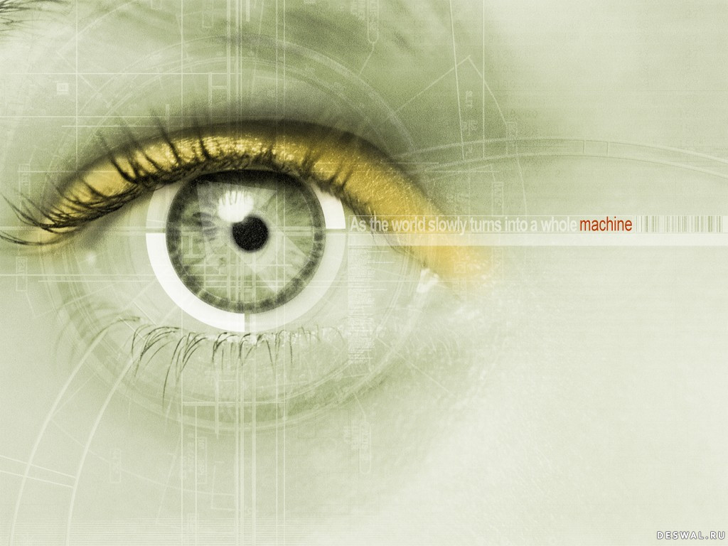 Фото 4.. Нажмите на картинку с обоями глаз, чтобы просмотреть ее в реальном размере