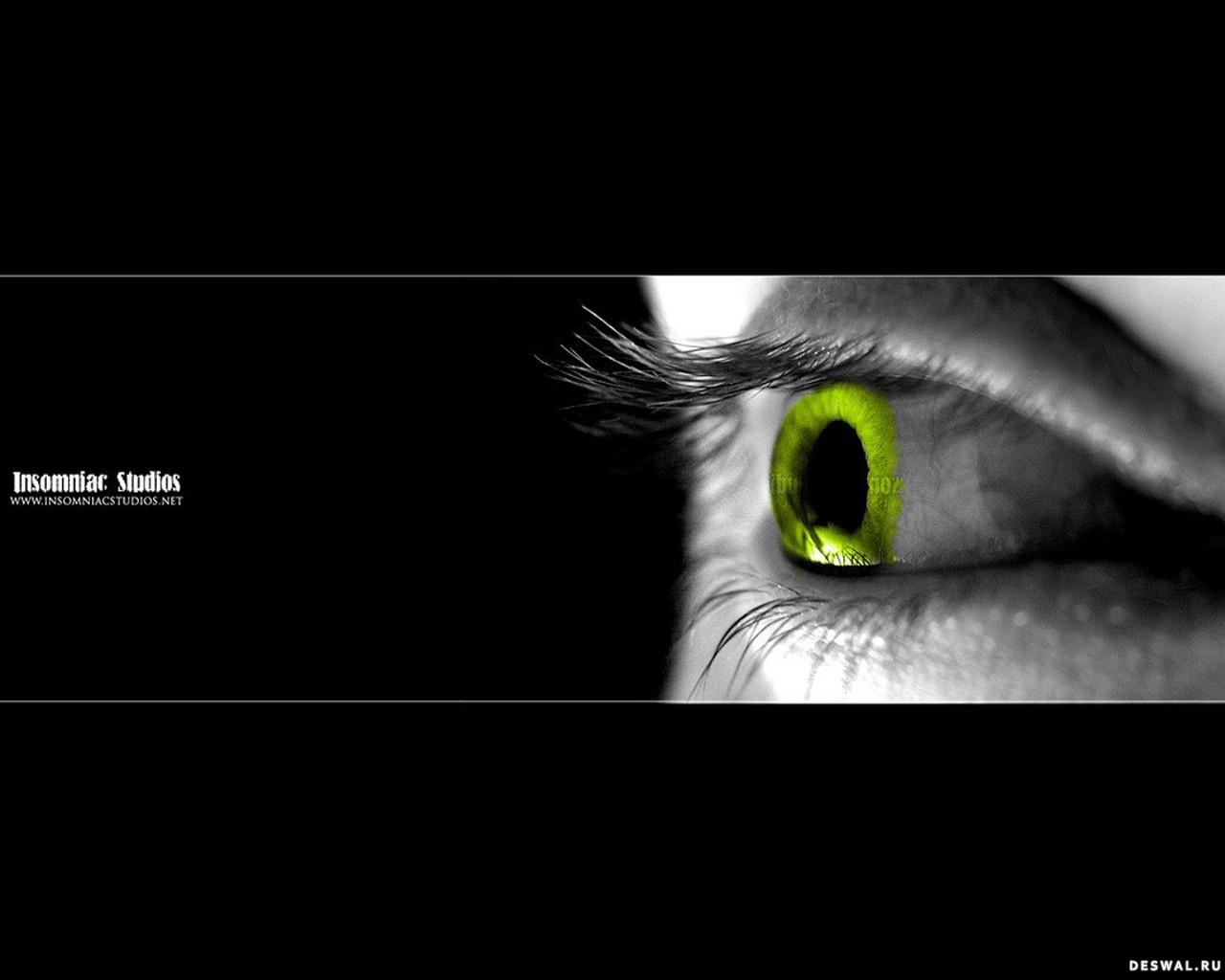 Фото 19.. Нажмите на картинку с обоями глаз, чтобы просмотреть ее в реальном размере