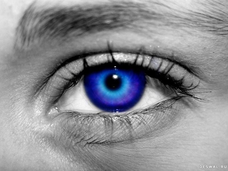 Фото 6.. Нажмите на картинку с обоями глаз, чтобы просмотреть ее в реальном размере