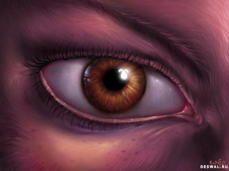 Фото 26.. Нажмите на картинку с обоями глаз, чтобы просмотреть ее в реальном размере