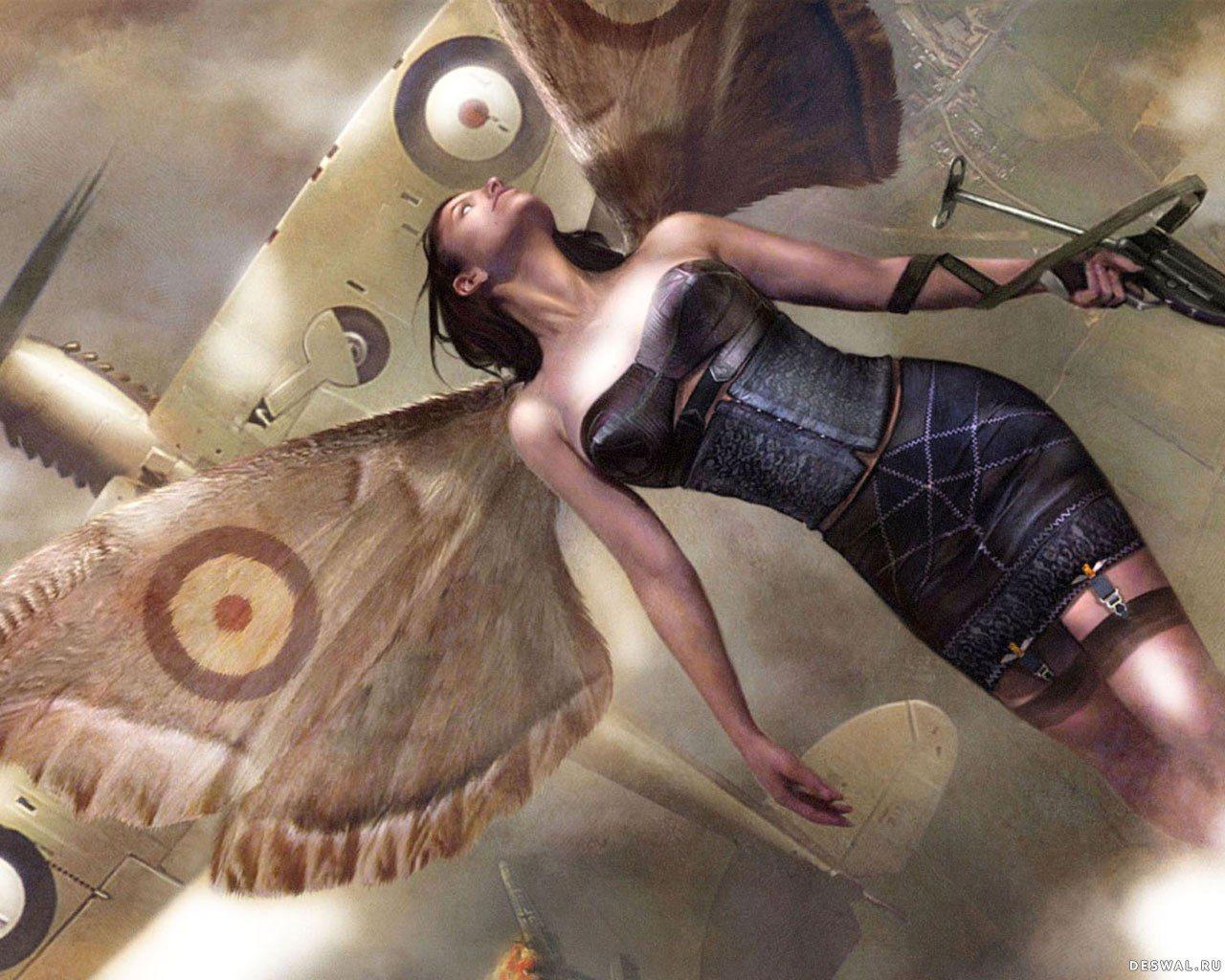 Фото 27.. Нажмите на картинку с обоями из фэнтези, чтобы просмотреть ее в реальном размере