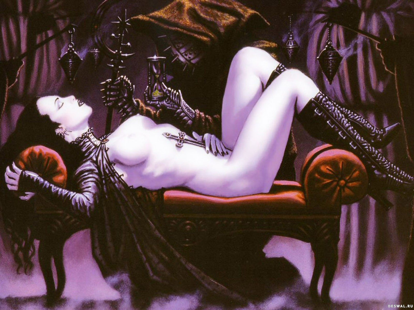 Dark fantasy Pictures, Images and Photos.