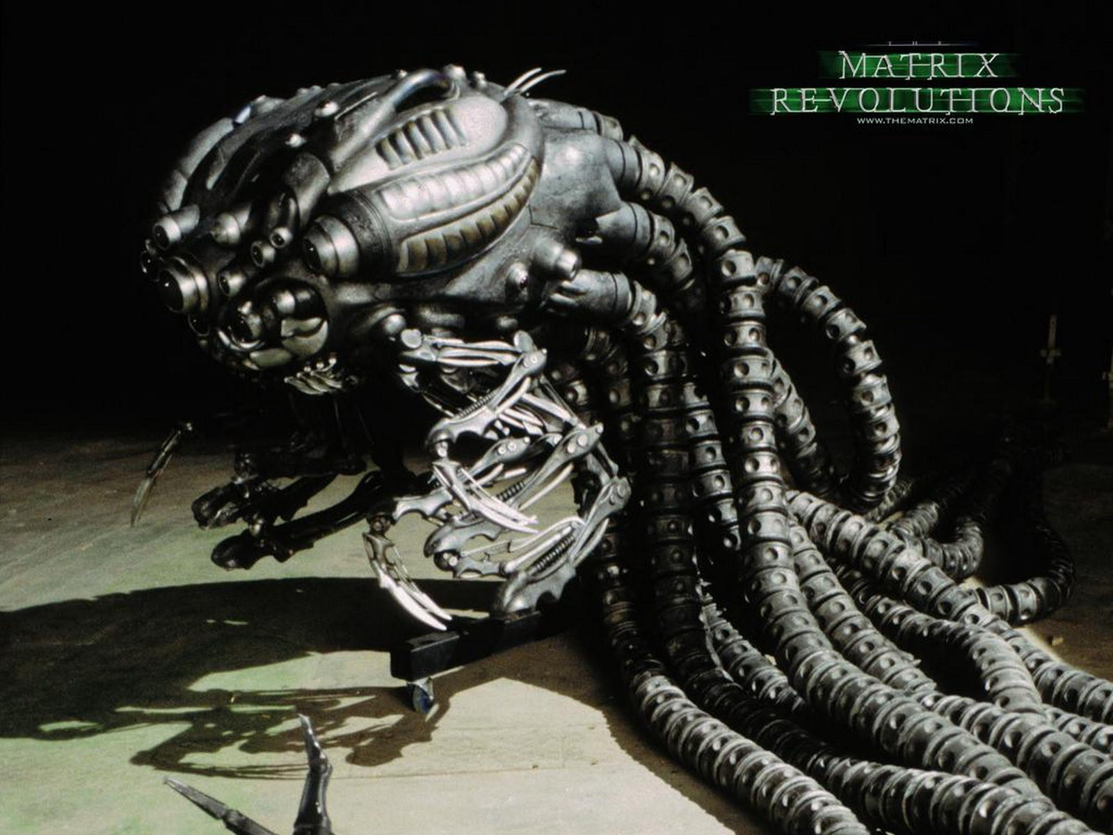 Матрица: революция, Matrix Revolutions