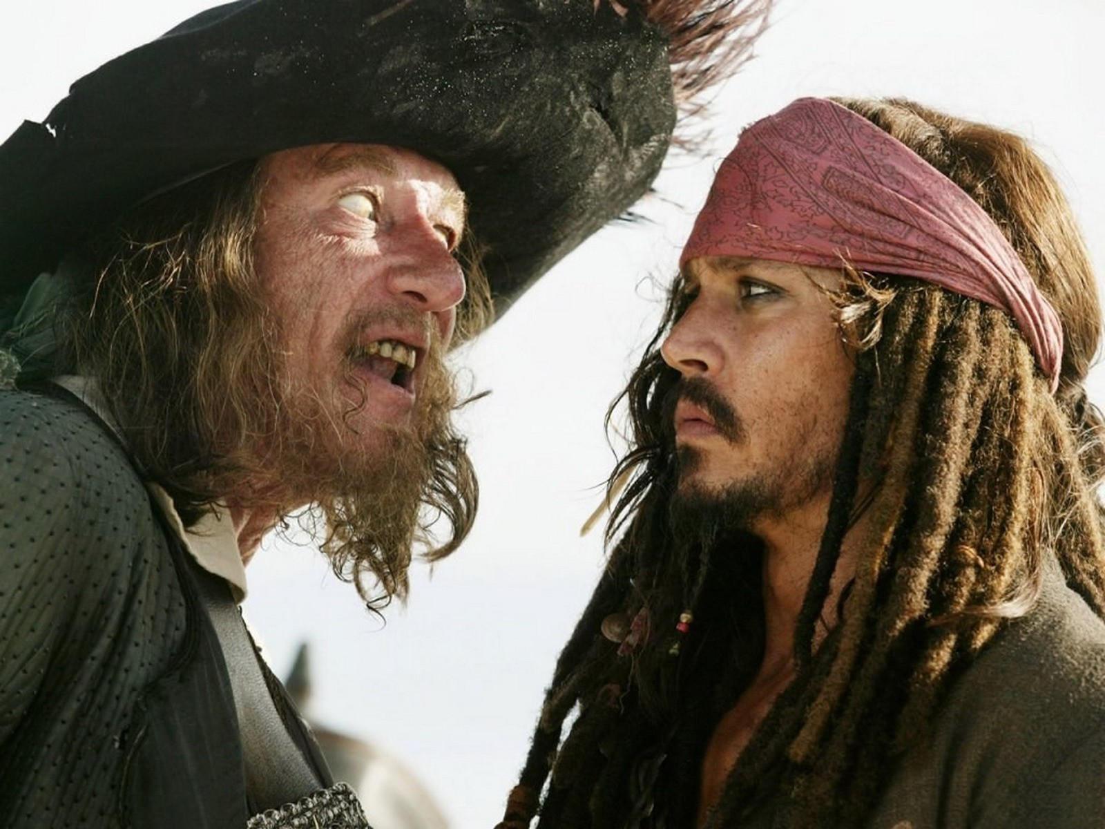 Проклятие Черной жемчужины, Пираты Карибского моря