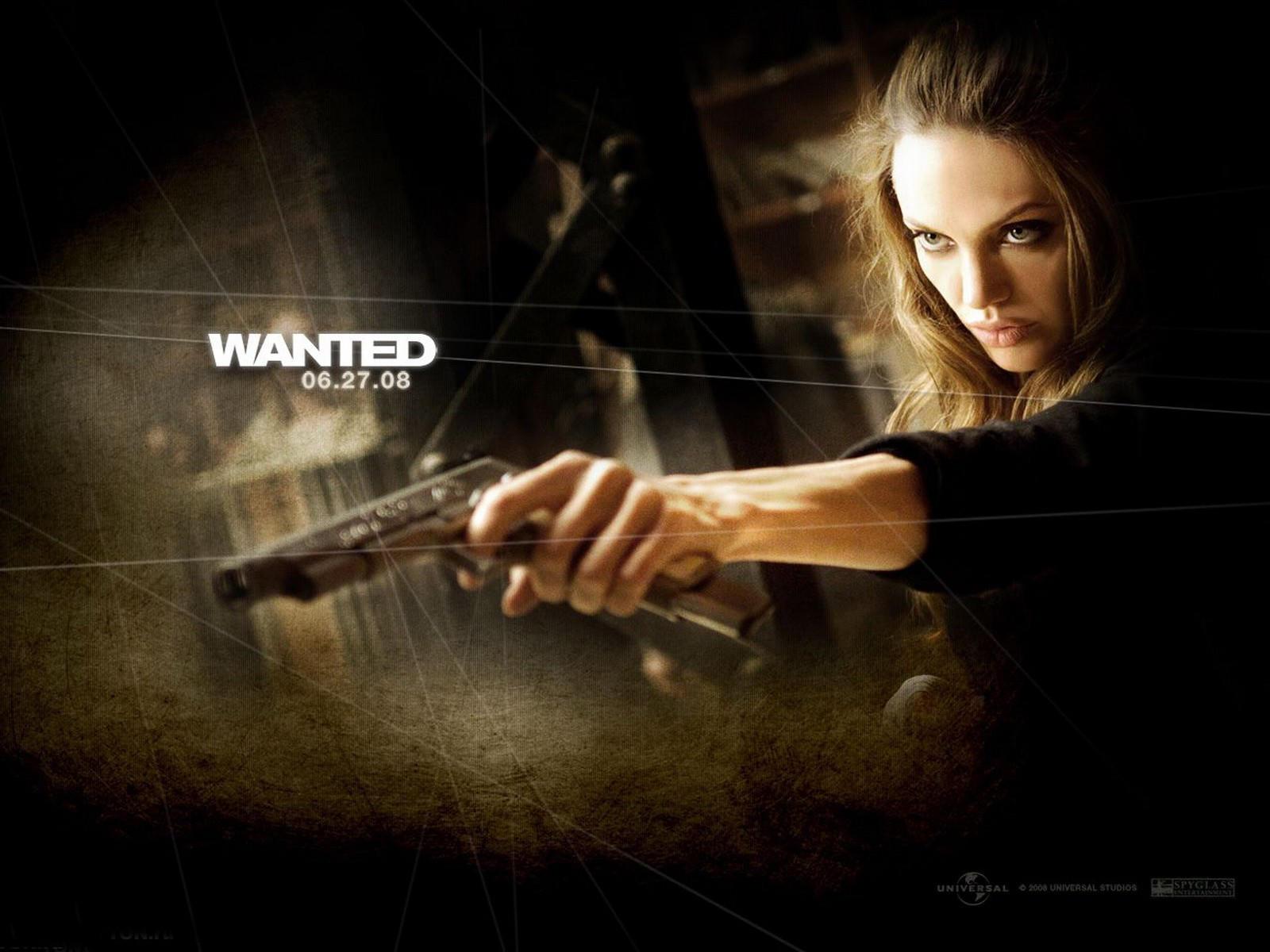 Особо опасен, Angelina Jolie
