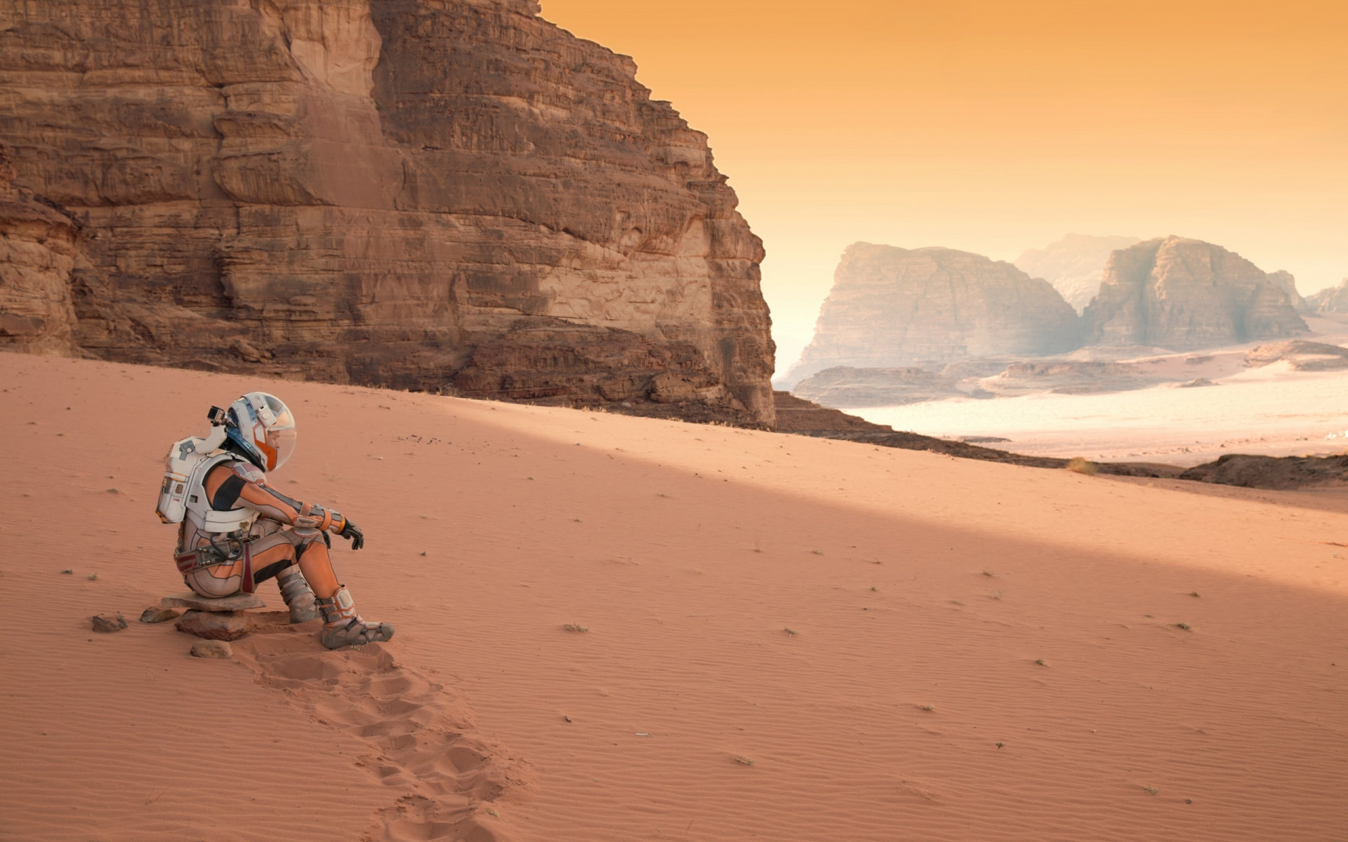 Марсианин (2015) — The Martian