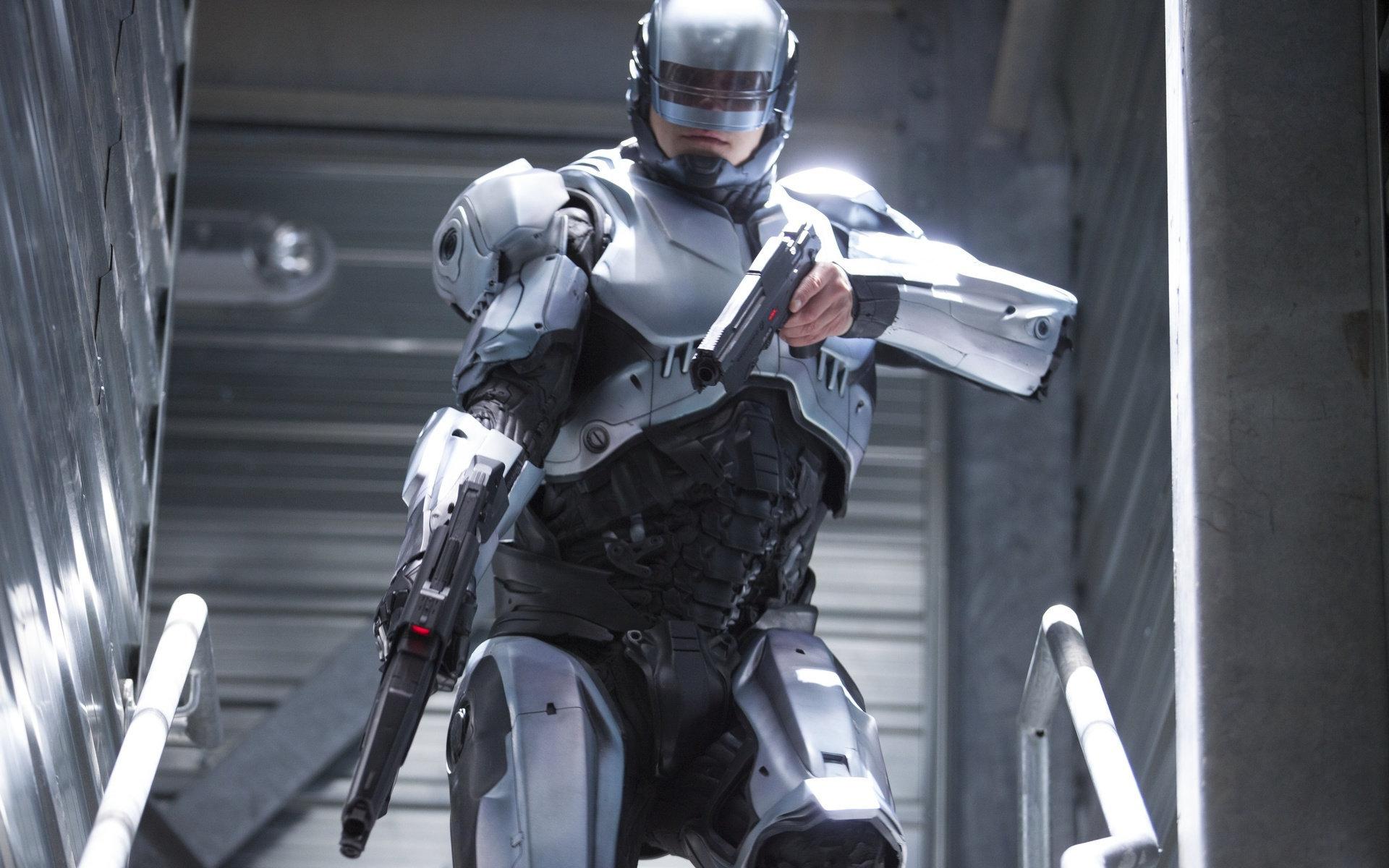 РобоКоп (2014) — RoboCop