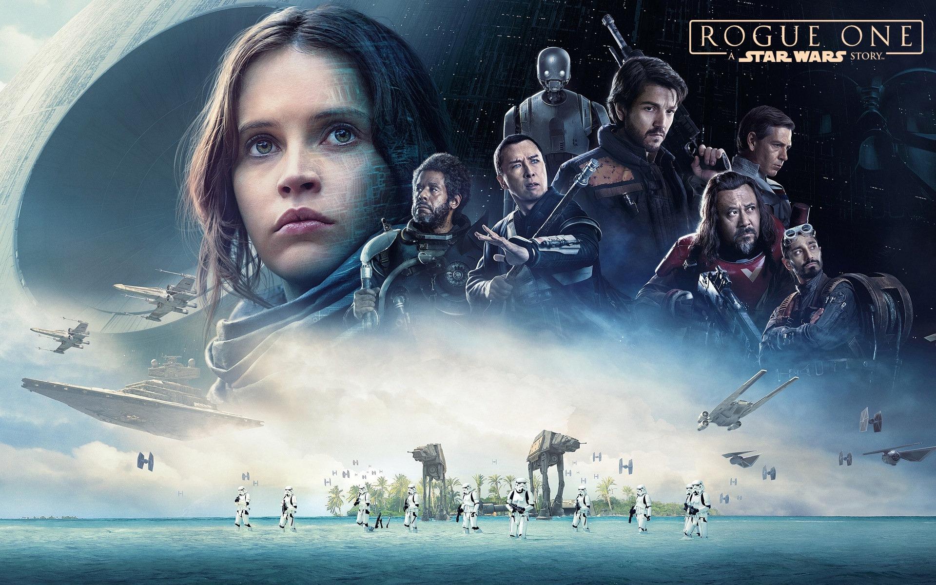 Изгой-один: Звёздные войны