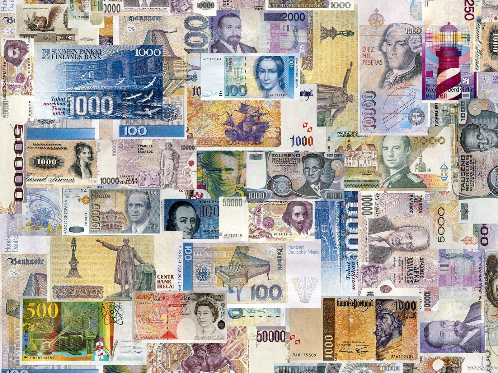 банкноты разных стран мира фото и названия мнение, что