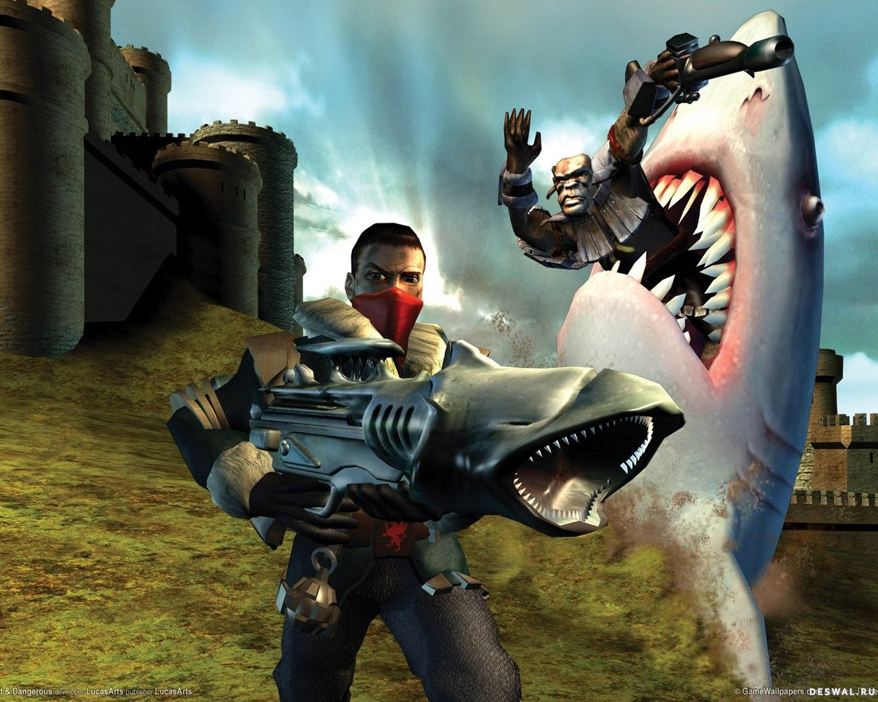 Фото 7.. Нажмите на картинку с компьютерной игрой, чтобы просмотреть ее в реальном размере